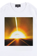 "VINYL ""LUNA SEA"" TEE SHINE"