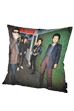 "VINYL ""THE MODS"" CUSHION FIGHT OR FLIGHT"